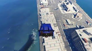 NAJJACI MEHANIZAM ZA WALLRIDE & SPIRALU ! Grand Theft Auto V - Lude Trke w/Cale