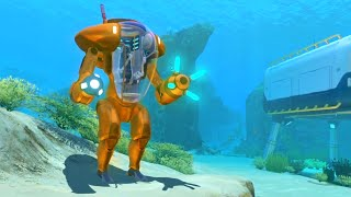 EXTREME WATER EXO-SUIT MOD! (Subnautica #12)