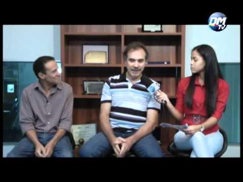 Entrevista Nilton Pinto e Tom Carvalho