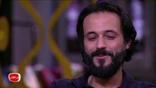 معكم مني الشاذلي | أول لقاء مع الفنان يوسف الشريف وزوجته انجي علاء