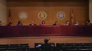 Board Vice President cuts off request for parents to speak on special education concerns