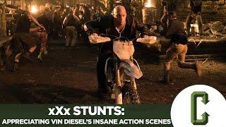 xXx Stunts: Appreciating Vin Diesel's Insane Action Scenes