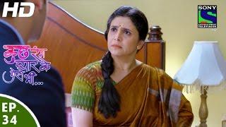 Kuch Rang Pyar Ke Aise Bhi - कुछ रंग प्यार के ऐसे भी - Episode 34 - 14th April, 2016