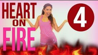 Heart on Fire | POP Cardio