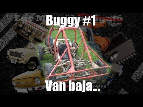 Buggy #1 Van baja....