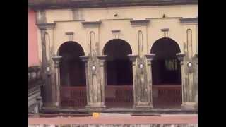 VIEW OF RABINDRANATH TAGORE'S HOUSE LOCATED AT CHANDANNAGORE , KOLKATA