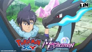 Pokemon XY Mega Evolution Special [Hindi] HD