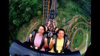 রোলার কোস্টার | লোমহর্ষক রোলার কোস্টার রাইড | আকর্ষণীয় রাইড | Best Fastest Roller Coasters | Fantasy