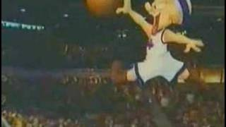 1996 NBA.com Space Jam I Believe I Can Fly Commercial