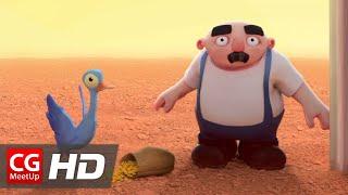 """CGI Animated Short Film """"Bye Bye Birdy Short Film"""" by Clément Masson"""