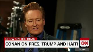 BREACKING Conan: Trump