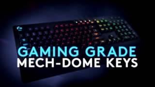G213 Prodigy Gaming Keyboard