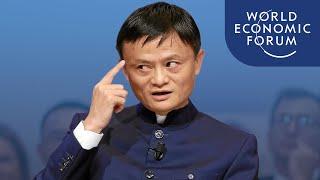Alibaba founder Jack Ma: