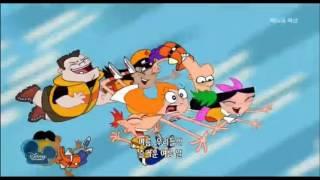 Phineas and Ferb - Gotta Make Summer Last (Korean version)