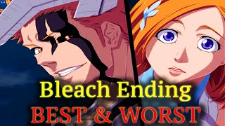 Bleach Ending: Top 5 BEST & WORST - Closing Thoughts & Review