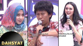 Diza vs Dewi, Siapa paling cocok untuk Ubed pemain PP3 [Dahsyat] [14 Des 2015]