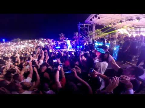 Chris Brown Live - Arenile Di Bagoli Napoli