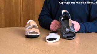 Sandals with Removable Socks