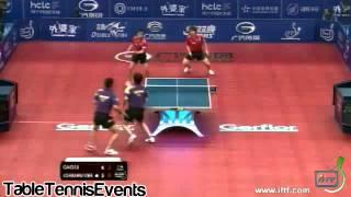 K.Niwa/S.Kishikawa Vs G.Ning/L.Hu^^: Final [Grand Finals 2012]