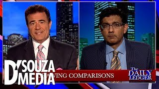 SO SATISFYING: D'Souza destroys leftist lies with fact after fact