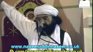 Shaan-E-Auliya Allah (UK) Pir Syed Naseeruddin naseer R.A - Episode 75 Part 1 of 2