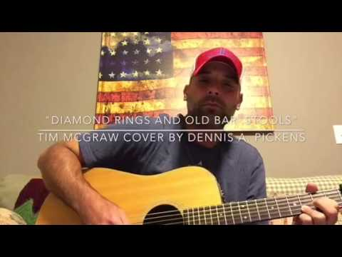 diamond rings and old bar stool video 2