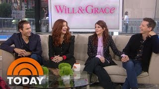 'Will And Grace' Stars On Show's Return: 'An Actual Miracle Has Occurred' | TODAY