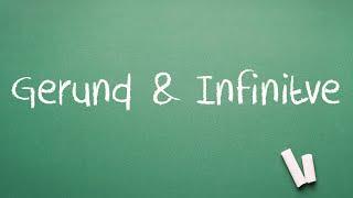 Gerund & Infinitive │ English Grammar Lesson