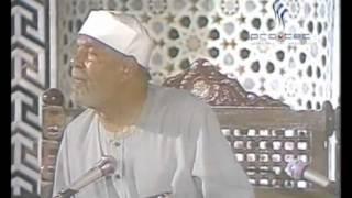 01- تفسير سورة  طه- الآية ( 1 -- 7 )  - الشيخ متولي الشعراوي