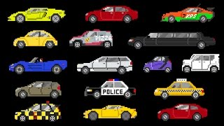 Cars - Street Vehicles - The Kids