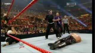 Jeff Hardy vs Edge - Let it Rock