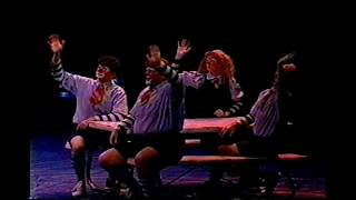Ringling Bros. RED UNIT Clown Alley 2003 - Cafeteria Gag