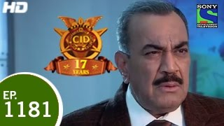 CID - सी ई डी - CID Ka Sankatkaal - Episode 1181 - 23rd January 2015