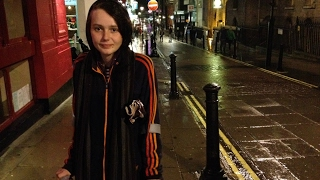 Natasha is 22 years-old and has been homeless sleeping rough in London for 4 years