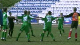 Cupa Hagi Danone 2011 Suceava cluburi Ceahlaul - Botosani