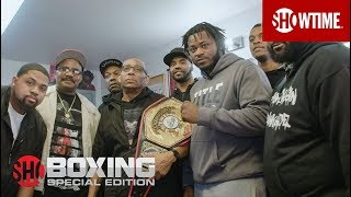 DAY IN CAMP: Jermaine Franklin | SHOWTIME Boxing