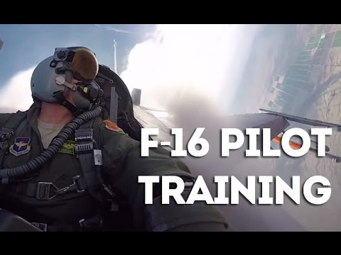 watch US Air Force Pilot Training - F-16 Fighter Pilot Training at Luke Air Force Base