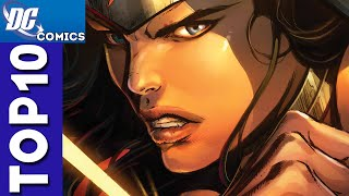 Top 10 Wonder Woman Moments From Justice League