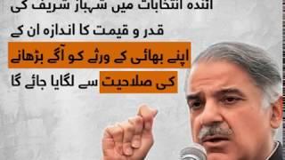 Kiya Shahbaz Shareef PMLN ka naya chehra hen?