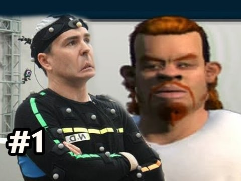 Nova & Sp00n are Pro Golfers Ep.1 Ginger Powder Returns