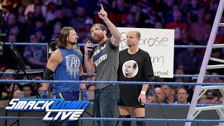 The Ambrose Asylum welcomes James Ellsworth: SmackDown LIVE, Nov. 29, 2016