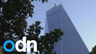 New World Trade Centre opens 13 years after 9/11 attacks