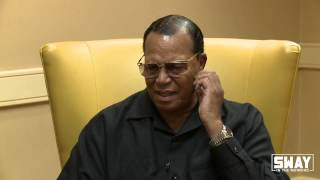 PT. 2 Minister Louis Farrakhan on Experimenting with Drugs, Music Career & President Frustration