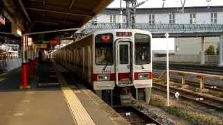 東武30000系31612F本線所属時代 館林発車