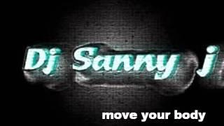 Dj Sanny J Feat Natt - Move Your Body (D@ny85 Dj Mix)