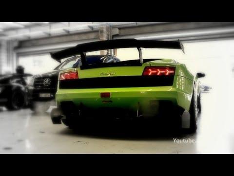Lamborghini Gallardo LP560 4 Super Trofeo Sound 1080p HD