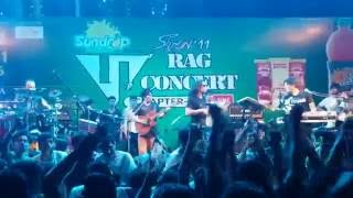 Ark (Hasan) - Eto Kosto Keno Bhalobashay (এতো কষ্ট কেন ভালোবাসায়) [Live at BUET] [June 01, '16]