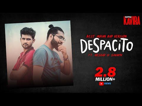 Xxx Mp4 DESPACITO BEST INDIAN RAP VERSION KAVIRA Ft ARSHAD SAUMYA PALLAVI SINGH 3gp Sex