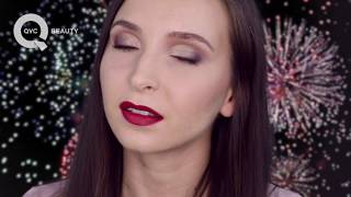 Annas QVC BEAUTY Weihnachts-Look 2017