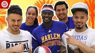 F2Freestylers vs. Harlem Globetrotters   F2 GOES HOLLYWOOD